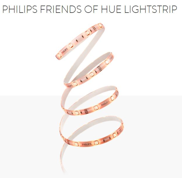 Friends of HUE Lightstrips