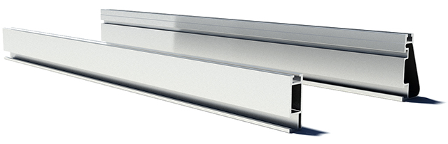 IronRidge standard rail